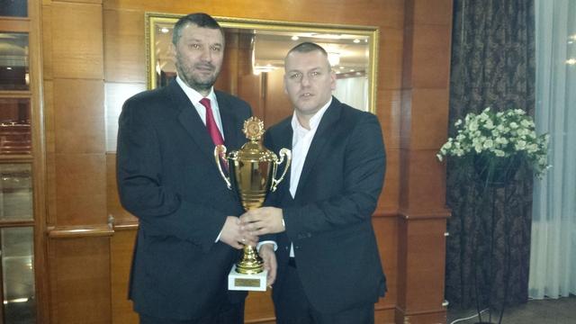 Dodela nagrada GRS Novi Sad