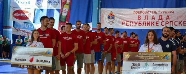 TV turnir Doboj: Voši 3. mesto