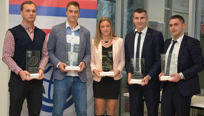 Ćirković, ponovo, najbolji trener u 2015-oj