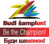 Budi šampion