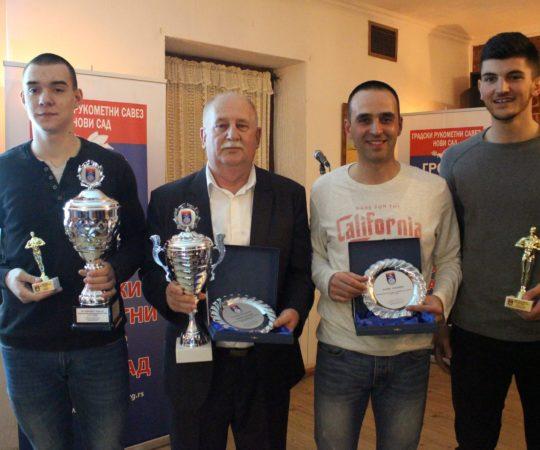 GRS NS: Vojvodini rekordnih 7 priznanja