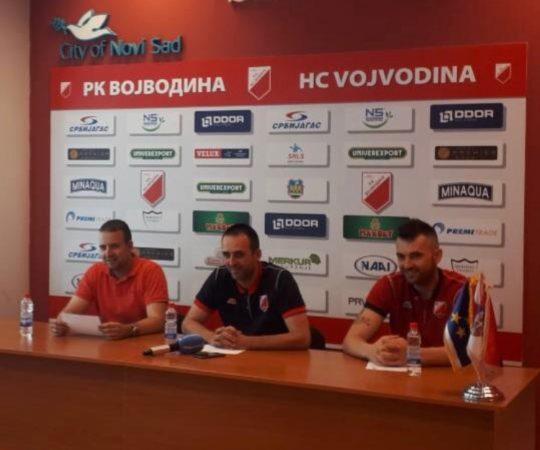 Vojvodina – Partizan (petak u 18:00)