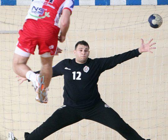 Pobeđen Partizan u Beogradu