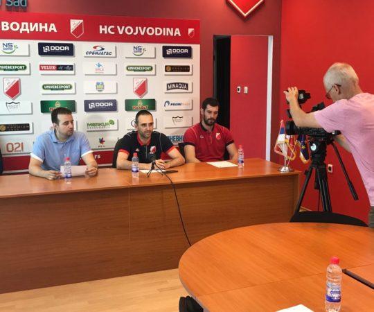 Vojvodina – Dinamo (petak, 19:00)