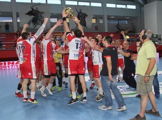 EHF Cup: Vojvodina – Green Park Aalsmeer (HOL)