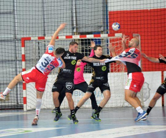 EHF Kup: Voši +8 pred revanš u Holandiji
