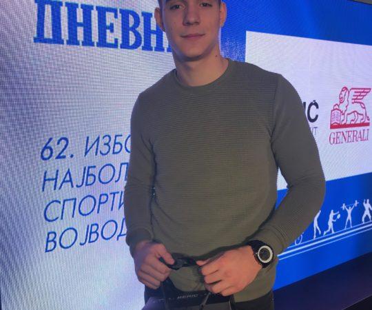 DNEVNIK: Nikolić najbolji rukometaš u 2018