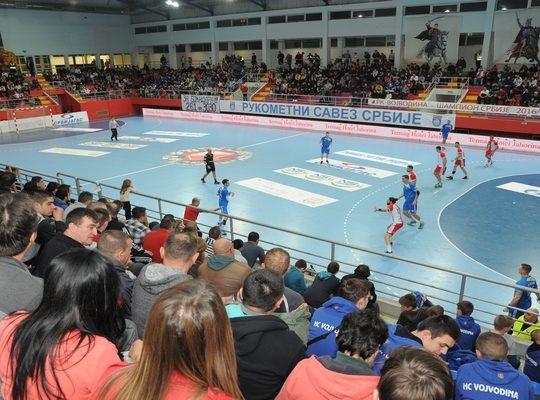 Kup Srbije: Vojvodina – Železničar (nedelja, 18:00)