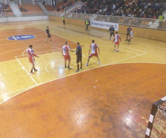 Superliga: Ubedljiv trijumf u Novom Pazaru