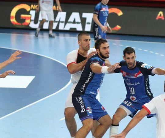 EHF: Voša rutinski do 2.kola, slede Španci