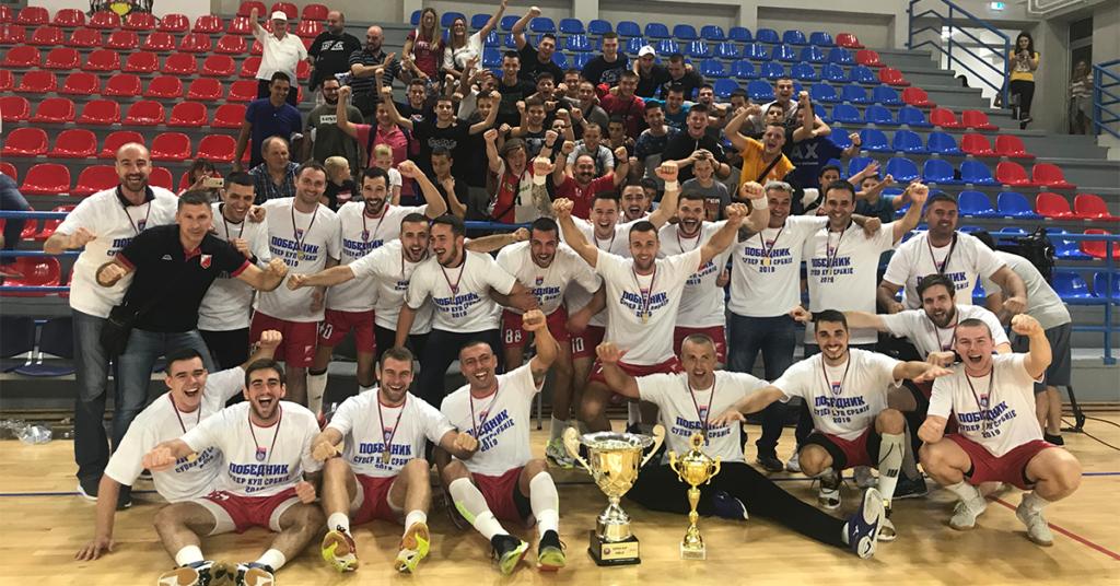 Superkup Srbije: Voša nastavila berbu trofeja