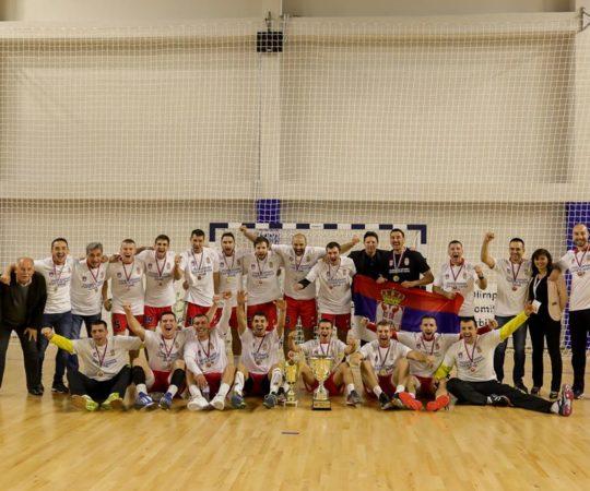 Superkup Srbije u Mionici; Voša za šesti trofej