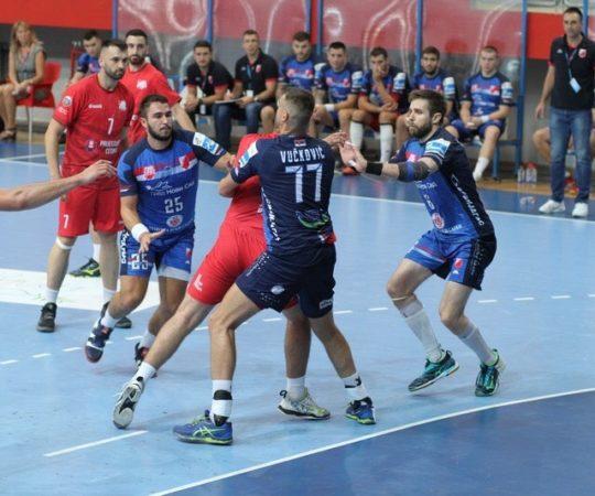 EHF: Voša silovito protiv Lovćena za +15