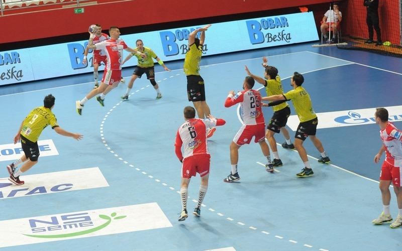 EHF: Voša osetila snagu Ademara za -8