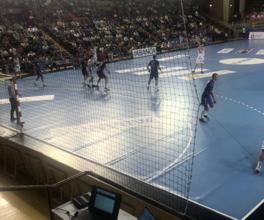 EHF kup: Voši nedovoljno sjajno prvo poluvreme