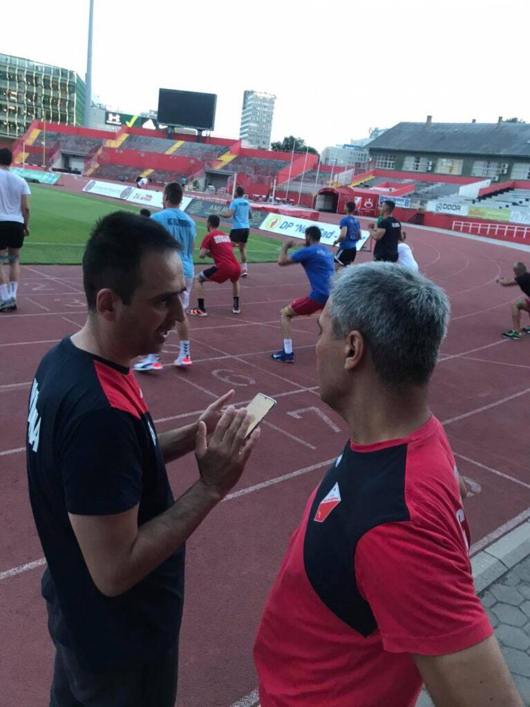 Rojević: Biće teže, ali ciljevi se znaju