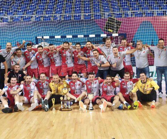 Vojvodina osvojila šesti trofej nacionalnog kupa