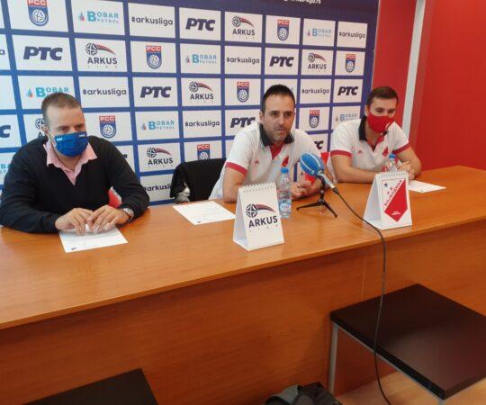 ARKUS: derbi u 2. kolu (Voša-Dinamo)
