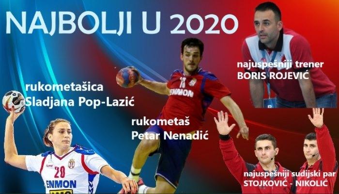 RSS: Boris Rojević najbolji trener u 2020