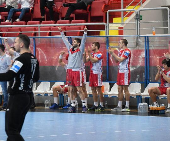 Voša pobedila trećeplasirani tim Lige Šampiona