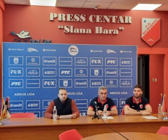 ARKUS: Voša dočekuje Kragujevčane