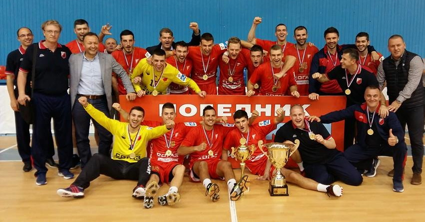 Protiv Šapčana za novi trofej Superkupa