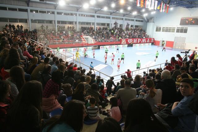 Plej of EHF Kup: Voša protiv Danaca