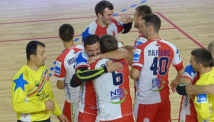 Vojvodina – Steaua (20. decembra)