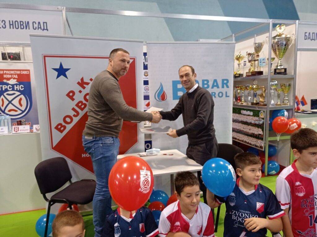 Vojvodina i Hajduk Beška ugovorili saradnju